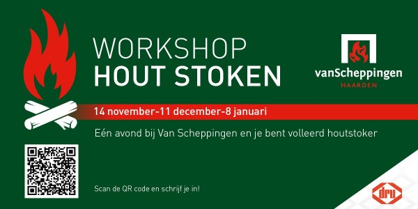 Workshop hout stoken